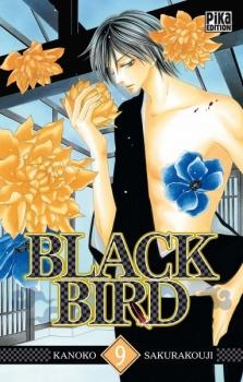 Couverture Black Bird, tome 09