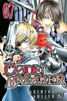 Couverture Code : Breaker, tome 07