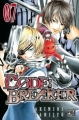 Couverture Code : Breaker, tome 07 Editions Pika 2012