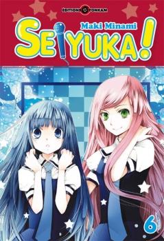 Couverture Seiyuka!, tome 06