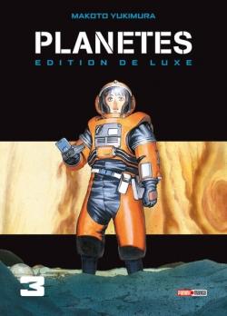 Couverture Planètes, deluxe, tome 3