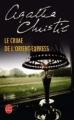 Couverture Le crime de l'orient-express Editions Le Livre de Poche 2006