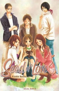 Couverture Seed of love, tome 7
