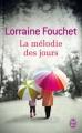 Couverture La mélodie des jours Editions J'ai lu 2012