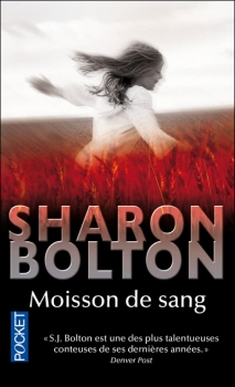 Couverture Moisson de sang