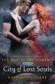 Couverture La Cité des Ténèbres / The Mortal Instruments, tome 5 : La cité des âmes perdues Editions McElderry 2012