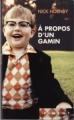Couverture A propos d'un gamin Editions France Loisirs (Piment) 2002