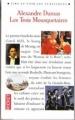 Couverture Les trois mousquetaires Editions Pocket (Lire et voir les classiques) 1993