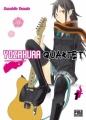 Couverture Yozakura Quartet, tome 01 Editions Pika (Shônen) 2011
