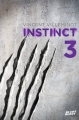 Couverture Instinct, tome 3 Editions Nathan (Blast) 2012