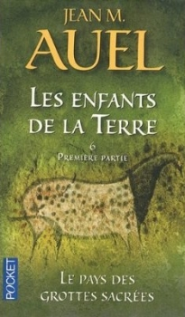 Couverture Les Enfants de la Terre (pocket), tome 6, partie 1 : Le Pays des grottes sacrées