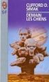 Couverture Demain les chiens Editions J'ai Lu (S-F) 1996