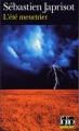Couverture L'été meurtrier Editions Folio  (Policier) 1998