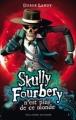 Couverture Skully Fourbery, tome 04 : Skully Fourbery n'est plus de ce monde Editions Gallimard  (Jeunesse) 2012