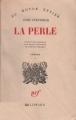 Couverture La perle Editions Gallimard  (Du monde entier) 1962