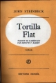 Couverture Tortilla Flat Editions Denoël 1962