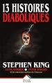 Couverture 13 histoires diaboliques Editions Succès du livre 1995