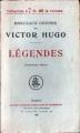 Couverture Légendes (première série) Editions Paul Ollendorff 1910