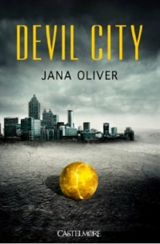 Couverture Devil City, tome 1