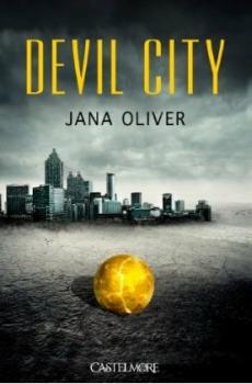 Oliver, Jana : Devil City (saga) Couv56685180