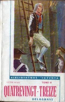 Couverture Quatrevingt-treize, tome 2