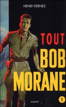 Couverture Tout Bob Morane, tome 1