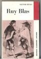 Couverture Ruy Blas Editions Larousse (Classiques) 1965