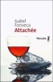 Couverture Attachée Editions Métailié (Bibliothèque anglo-saxonne) 2012