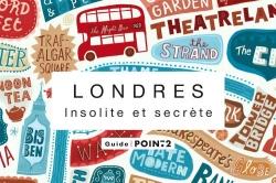 Couverture Londres insolite et secrète