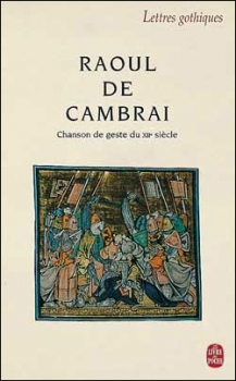 a summary of the book raoul of cambrai With 'little captain' cambrai raising  she brags about her writing, so he challenges her to produce a book  directors: denys de la patellière, raoul.