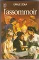 Couverture L'assommoir Editions J'ai Lu 1980