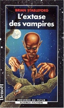 Couverture L'extase des vampires