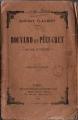 Couverture Bouvard et Pécuchet Editions Charpentier 1919