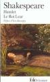 Couverture Hamlet, Le Roi Lear Editions Folio  (Classique) 1978