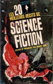 Couverture Les 20 meilleurs récits de Science-Fiction