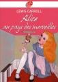 Couverture Alice au pays des merveilles / Les aventures d'Alice au pays des merveilles Editions Le Livre de Poche (Jeunesse) 2008