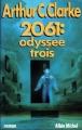 Couverture 2061 : Odyssée trois Editions Albin Michel 1989