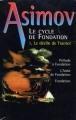 Couverture Le Cycle de Fondation, omnibus, tome 1 : Le Déclin de Trantor Editions France Loisirs 2000