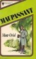Couverture Mont-Oriol Editions Marabout (Bibliothèque Marabout) 1975