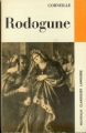 Couverture Rodogune Editions Larousse (Nouveaux classiques) 1967