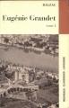 Couverture Eugénie Grandet, tome 1 Editions Larousse (Nouveaux classiques) 1965