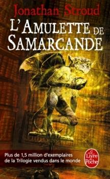 Couverture Bartiméus, tome 1 : L'amulette de Samarcande
