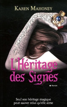 Couverture L'héritage des signes, tome 1