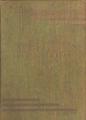 Couverture Mathias Sandorf, tome 2 Editions Hachette (Bibliothèque Verte) 1948