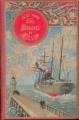 Couverture Cinq semaines en ballon Editions Hetzel 1892