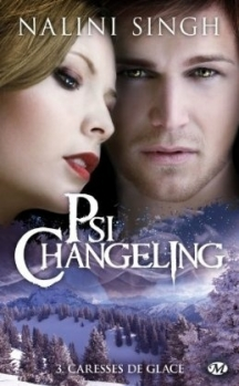 Couverture Psi-changeling, tome 03 : Caresses de glace