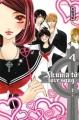 Couverture Akuma to Love Song, tome 04 Editions Kana (Shôjo) 2012