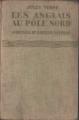 Couverture Aventures du capitaine Hatteras, tome 1 : Les Anglais au Pôle Nord Editions Hachette (Bibliothèque Verte) 1931