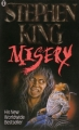 Couverture Misery Editions Hodder & Stoughton (New English Library) 1987