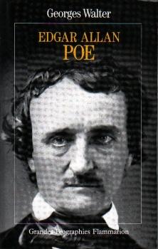 Couverture Enquête sur Edgar Allan Poe, poète américain